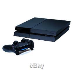Sony Playstation 4 500 Go Noir Console Très Bon État