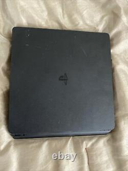Sony Playstation 4 500 Go Slim Black (very Good Condition) Console Seulement