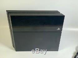 Sony Playstation 4 500go Noir Console Bon Etat Grade B / C