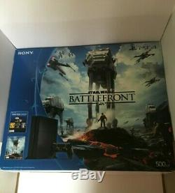 Sony Playstation 4 Console 500 Go (noir) Utilisé Bon État