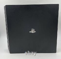 Sony Playstation 4 Pro 1tb Console Boxed Very Good Condition