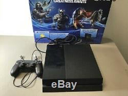 Sony Playstation 4 Ps4 500go Grand Theft Auto Gta 5 Bundle Très Bon État