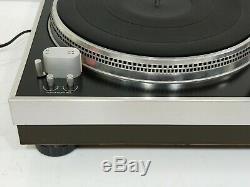Sony Ps-8750 Stéréo Système Turntable En Très Bon État En Provenance Du Japon
