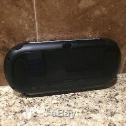Sony Ps Vita Pch-1001 Avec 4 Go Carte Firmware 3.67 USA Jeu Vidéo Bon État