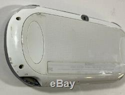 Sony Ps Vita Pch-1001 Blanc Occasion En Bon État De 4 Go