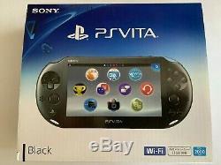Sony Ps Vita Pch-2000 Utilisé Au Japon Diverses Couleurs Bonne Condition Expresse Par Dhl