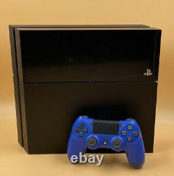 Sony Ps4 500 Go Console Black Good Condition