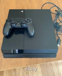 Sony Ps4 500bg Avec Contrôleur En Bon État