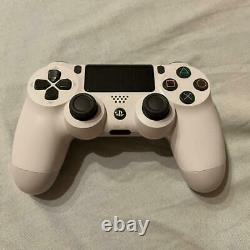 Sony Ps4 Playstation 4 Pro Glacier Blanc 1tb Cuh-7200bb02 Très Bon État