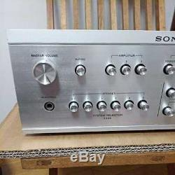 Sony Système Sb-5335 Sélecteur Très Bon État Japonais Vintage Rs