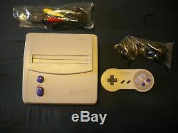 Super Nintendo Contrôle Plate-forme Mini Système En Très Bon État Cib