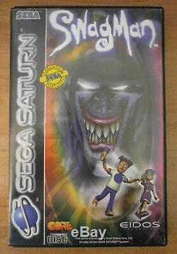Swagman (pal) Sega Saturn Meilleure Offre Chenillé Bon État