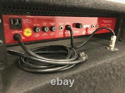 Swr Red Head Integrated Bass System Amplificateur, Ampli Basse, Bon État De Fonctionnement