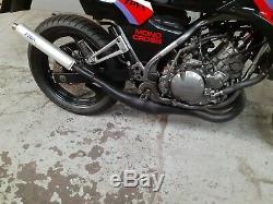 Système D'échappement Complet Yamaha Tdr 250 Tyga En Très Bon État D'occasion