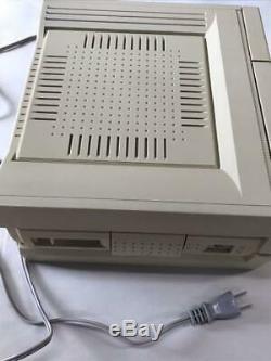 Système De Console Nec Pc Engine Pc Fx Japon Bon État Complet