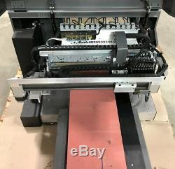Système De Couleur Directe 1024 Uv Mvp Texture 3d Jet Imprimante Bon État