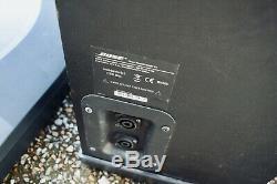 Système De Haut-parleurs Bose Tour L1 Pa En Bon État Avec B1 Sous, Sacs