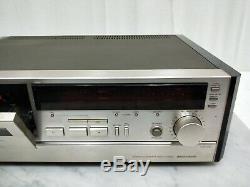 Teac V-9000 3-tête Système Stéréo Cassette En Très Bon État
