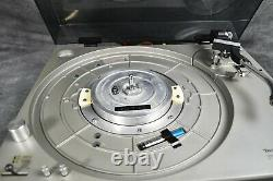 Technics Sl-1200 First Model Direct Drive Player System En Très Bon État