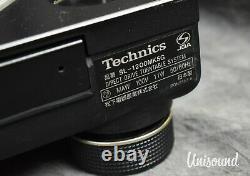 Technics Sl-1200mk5g Direct Drive Turntable System En Très Bon État