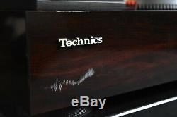 Technics Sl-m3 Direct Drive Système Automatique Turntable En Très Bon État