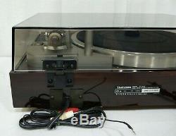 Technics Sl-ma1 Direct Drive Système Automatique Turntable En Très Bon État