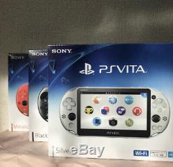 Utilisé Sony Playstation Ps Vita Pch-2000 Diverses Couleurs Bon État