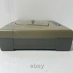 Victor V Saturn Console Rg-jx2 Ntsc-j Très Bon État Testé Du Japon