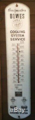 Vintage Bowes Seal-refroidissement Rapide Thermomètre Système En Bon État
