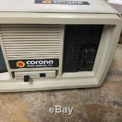 Vintage Corona Early Data Systems Portable Computer Bon État