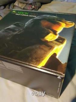 Xbox 360 Halo 3 Boîte D'édition Spéciale Et Plastique En Bon État Doit Voir