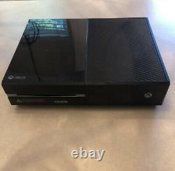 Xbox One Console De 500 Go Avec Alimentation Pas De Contrôleur Bon État