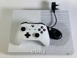 Xbox One S All-digital Edition 1 To Console Blanche Bon État Fonctionne Parfaitement