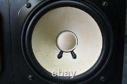 Yamaha Ns-10m Pro Speakers System Monitors En Très Bon État