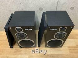 Yamaha Ns1000mm Studio Monitor Speaker System Noir Belle Bonne Condition