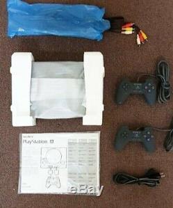 Yaroze Net Playstation Dtl-3000 Cib Bon État