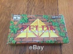 Zelda Game And Watch Zl-65 Jeu Électronique D'occasion En Bon État Rare