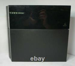(ri4) Sony Playstation 4 Ps4 500go Console Bon Cordons Condition Inclus